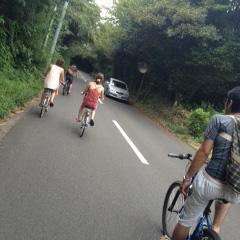 東京の隠れリゾート、伊豆大島