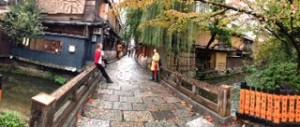京都は癒しの街、商売の街